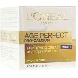 Loreal Paris Age Perfect Krem do twarzy przeciw wiotczeniu skóry na noc 50 ml