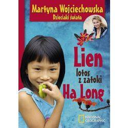 Lien, lotos z zatoki Ha Long