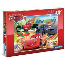 Puzzle Maxi Auta 30