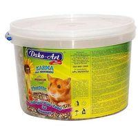 DAKO-ART Vit&Mix - pełnowartościowy pokarm dla chomików 25kg