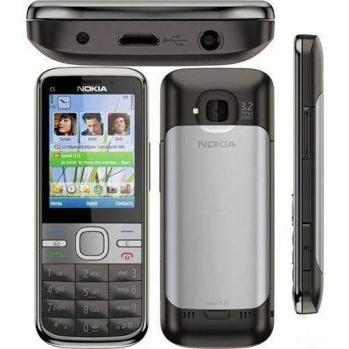 Nokia C5-00 Zmieniamy ceny co 24h. Sprawdź aktualną (--98%)