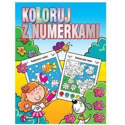 Koloruj z numerkami (opr. broszurowa)