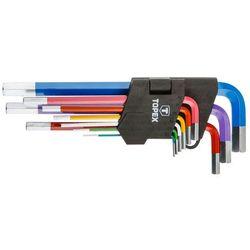 Zestaw kluczy 1,5-10 mm 9 szt. Topex
