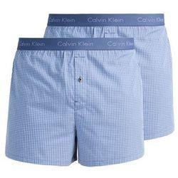 Calvin Klein Underwear 2 PACK Bokserki dark blue/turquoise