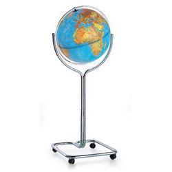 Erika Blue globus podświetlany fizyczny, kula 50 cm Nova Rico