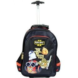 Plecak na kółkach Angry Birds