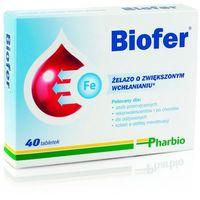 Biofer x 40 tabl.