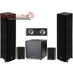 Boston Acoustics CS 260/23/225/SUB10 MKII Zestaw kolumn kina domowego 5.1 - Dostawa 0zł!