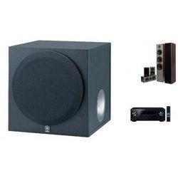 PIONEER VSX-329 + PRISM FALCON HT500 + SW012 - Kino domowe - Autoryzowany sprzedawca