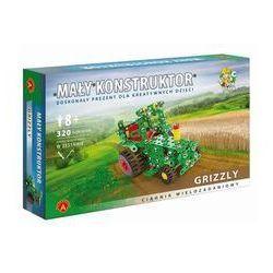 Mały konstruktor - Maszyny rolnicze Grizzly