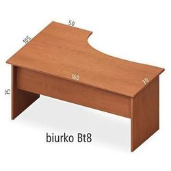 Biurko narożne Bt8