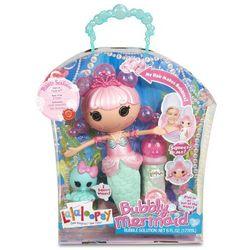 Lalaloopsy, Bubbly Mermaid, Pearly Seafoam, Morska Perełka, lalka syrenka Darmowa dostawa do sklepów SMYK