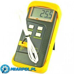 CYFROWY MIERNIK TEMPERATURY + TERMOPARA TYP K DO 1300°C
