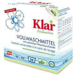 Proszek do prania uniwersalny (orzechy) eco 1,1 kg - klar