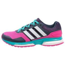 adidas Performance RESPONSE BOOST 2 Obuwie do biegania treningowe shock pink/white/shock green