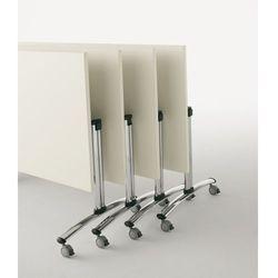 Podstawa stołu FT-Domino-R chrom