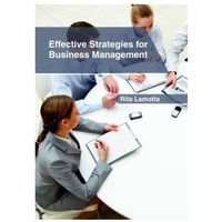 Effective Strategies for Business Management