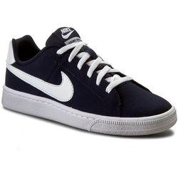 Buty NIKE - Nike Court Royale (GS) 833535 400 Obsidian/White