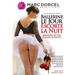 Baletnica dyskretna kochanka Marc Dorcel Ballerina By Day Escort By Night DVD 432947