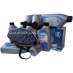 Filtry oraz olej Mobil ATF-320 skrzyni 45RFE Dodge Dakota 2000-