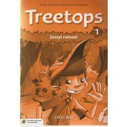 Treetops 1 Zeszyt ćwiczeń (opr. miękka)