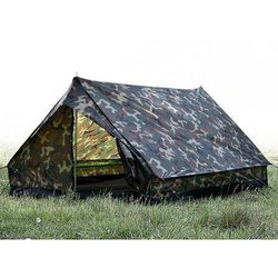 Mil-Tec Namiot 2 Osobowy Mini Pack Super Woodland - Woodland