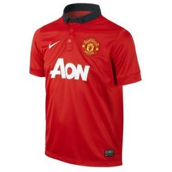 RMANU77j: Manchester United - koszulka junior Nike
