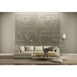 Panele gipsowe 3D Mural Archetype - Loft Design System