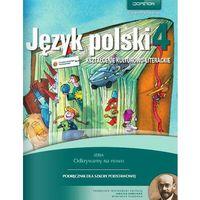 Odkrywamy Na Nowo 4 Język Polski Podręcznik (opr. miękka)