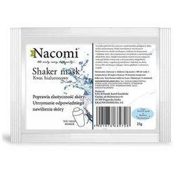 Nacomi Shaker Mask-maska algowa do twarzy z kwasem hialuronowym 25g