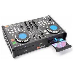 Power Dynamics PDX125 Dual CD/MP3/USB/SD Player, odtwarzacz DJ