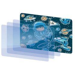 KidsLight - zestaw 4 filtrów do lampki LED REER - Astronauta