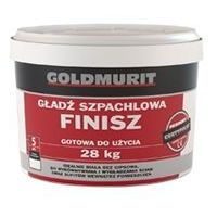 Gładź Szpachlowa 18kg Goldmurit Finish