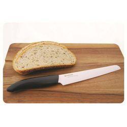 Do porcjowania ząbkowany 18cm, Kuchenny nóż ceramiczny Kyocera