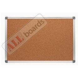 Tablica korkowa (rama aluminiowa) 60x90 cm