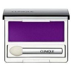 Clinique All About Shadow Soft Matte pojedynczy cień do powiek CJ Purple Pumps 2,2g