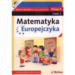 Matematyka Europejczyka 5 Zeszyt Ćwiczeń Część 2 (opr. miękka)