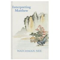 Interpreting Matthew