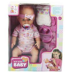 Lalka New Born Baby
