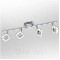 Nastrojowa lampa sufitowa LED Paradox