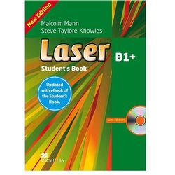 Laser B1+ Student´s Book + eBook Pack 3rd Edition Taylore-Knowles, Steve