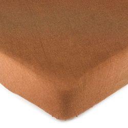 4Home prześcieradło jersey, brązowe, 160 x 200 cm, 160 x 200 cm