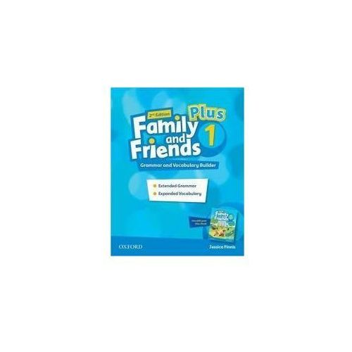 Family and Friends 2E 1 Plus Builder Book OXFORD - Jessica Finnis (opr. broszurowa)