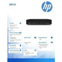 Hp inc. komputer 260 g4 dm i5-10210u 256/8gb/w10p 23h31ea