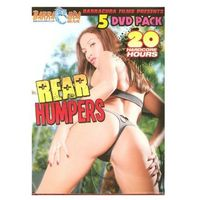 DVD Rear Humpers 5 DVD pack