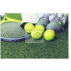 Naklejka Sprzęt do tenisa