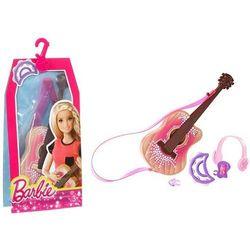 Zabawka MATTEL CFB50/CFB53 Barbie Mini gitara