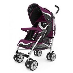 Milly Mally Rider wózek spacerowy spacerówka parasolka purple