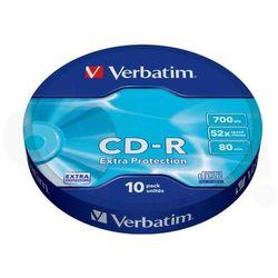 Verbatim CD-R Extra Protection 10 szt.