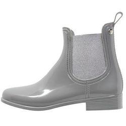 Gioseppo DERBY Kalosze grey/silver
